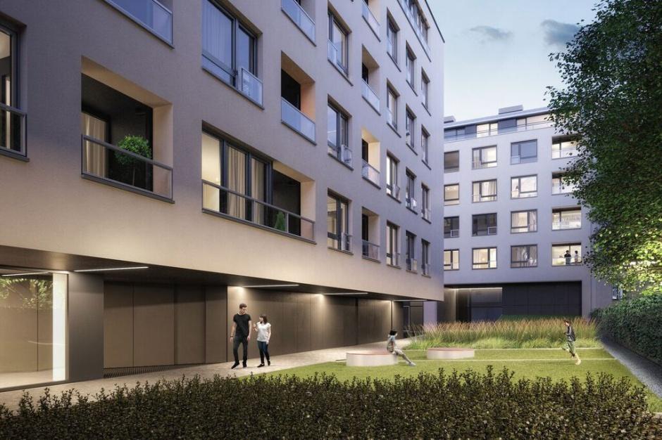 Przemysłowa 33: Przyjemność mieszkania w centrum