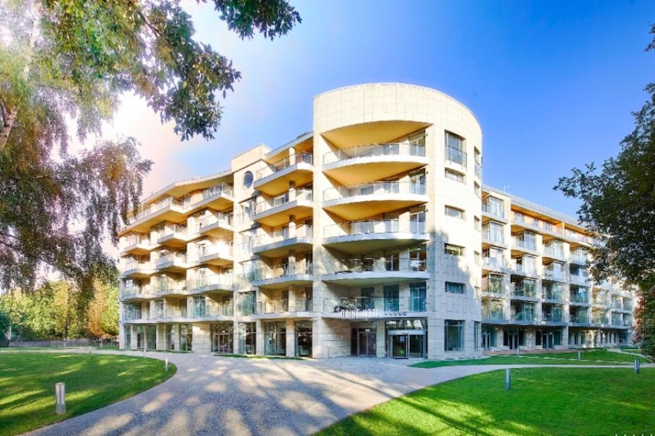 Nie tylko hotel i apartamenty. Diune Hotel & Resort czeka rozbudowa