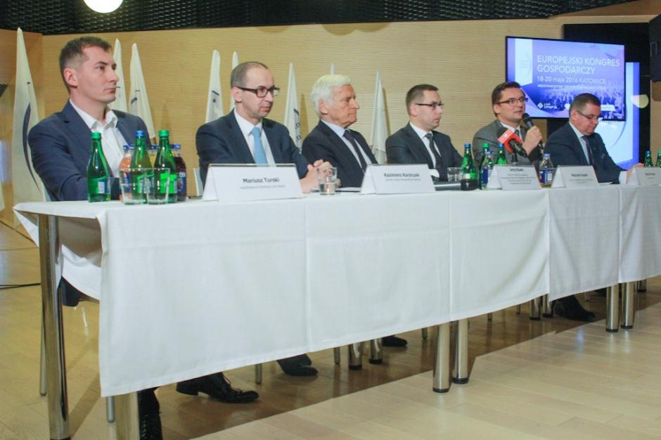 VIII Europejski Kongres Gospodarczy w Katowicach za 40 dni