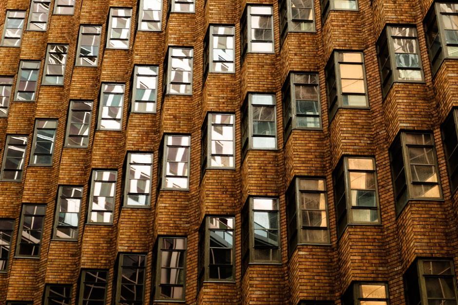 Mieszkania w miejscu hotelu
