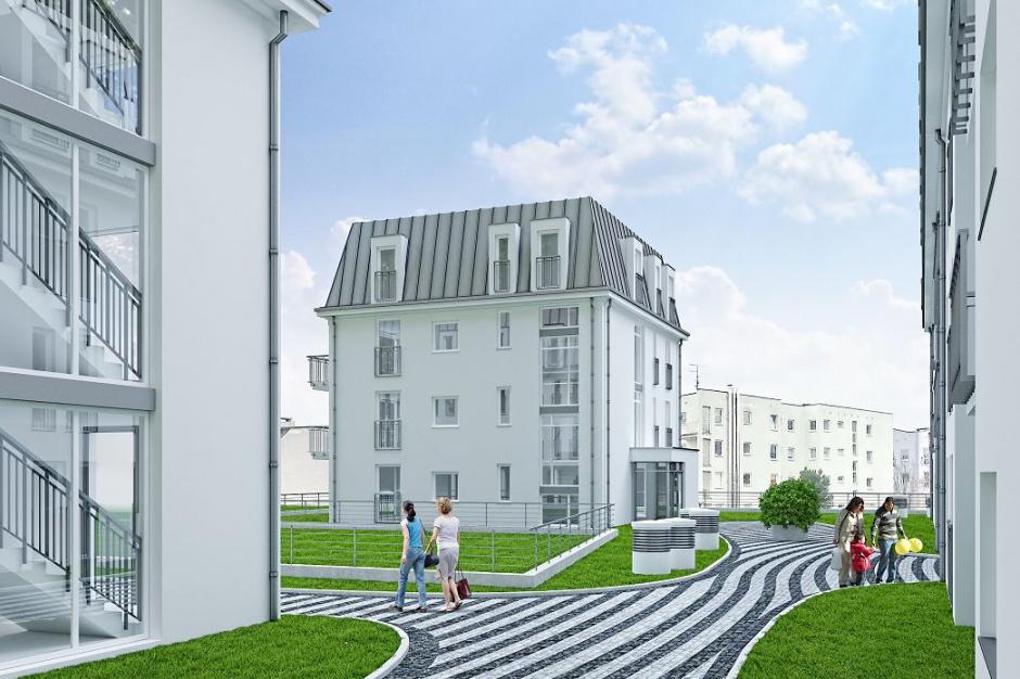 Duże mieszkanie gwarantem wygody