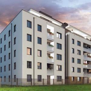 Pierwsi mieszkańcy osiedla Przy Alejach w Gdańsku