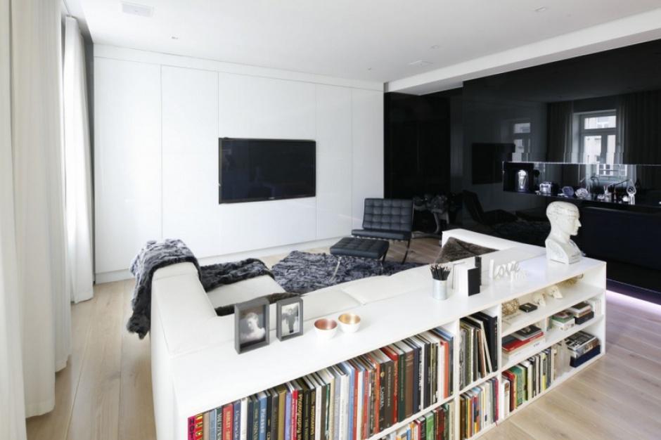Zobacz nowoczesny apartament w starej kamienicy