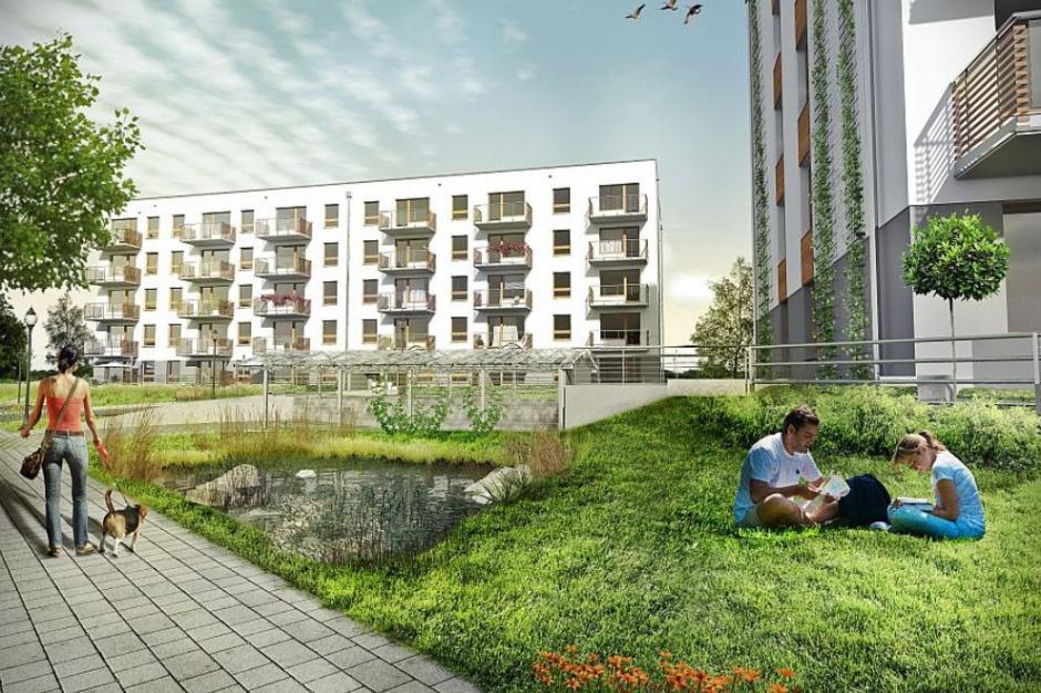 Dekpol sprzedaje trzy razy więcej mieszkań