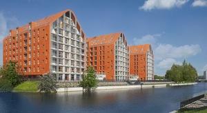 W Aura Gdańsk rosną nie tylko budynki