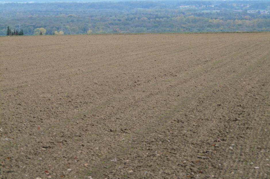 Załamanie na rynku sprzedaży ziemi