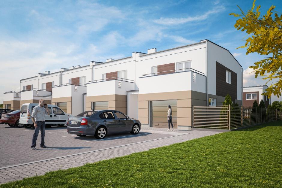 Agrobex buduje domy w podpoznańskim Swarzędzu