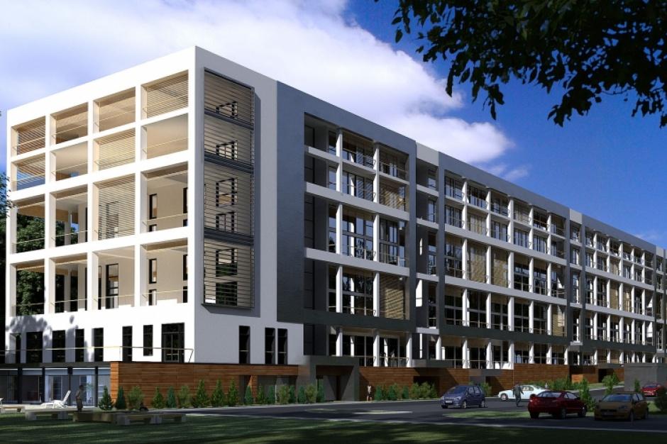 Apartamenty Zdrowie: postindustrialny klimat w zielonym centrum Łodzi