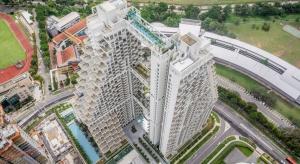 Sky Habitat: Podniebne miasto apartamentów