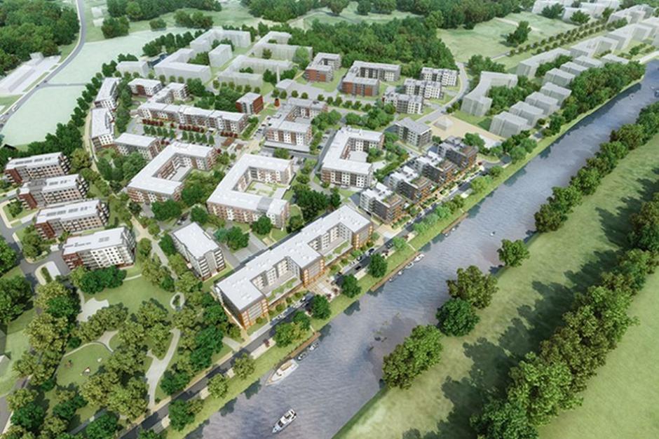 Olimpia Port z nowymi mieszkaniami