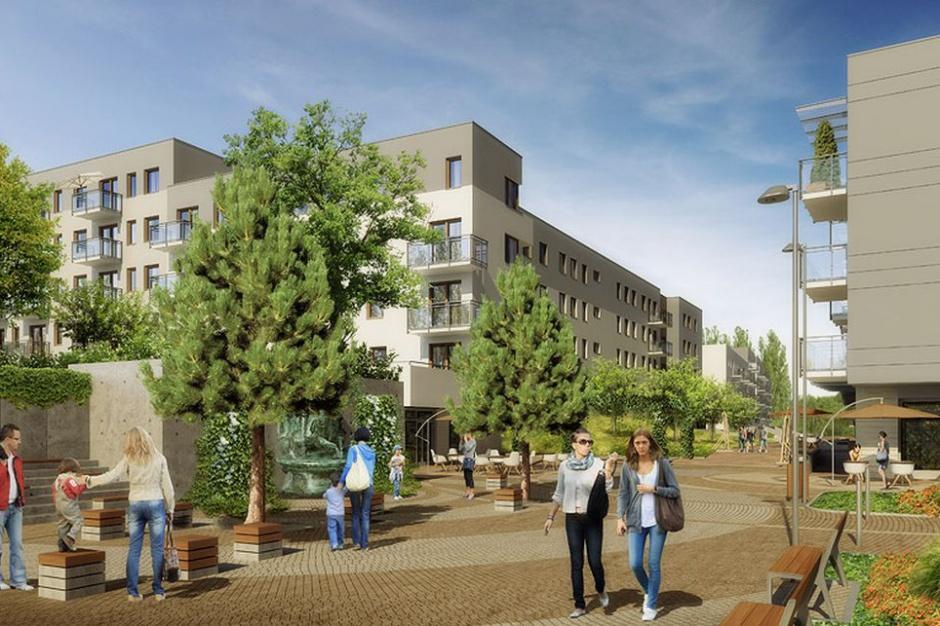 Eco-Classic zaczyna budowę trzeciego etapu Wolnego Miasta