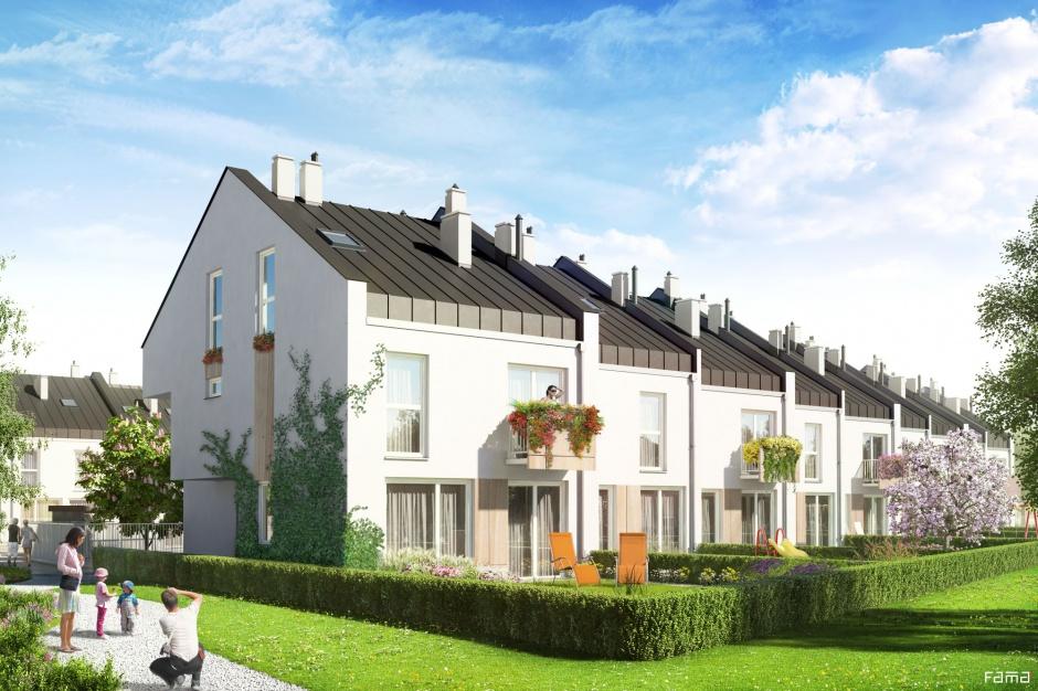 Kolejne domy w ramach Ogrodu Przyjaciół dostępne na Białołęce