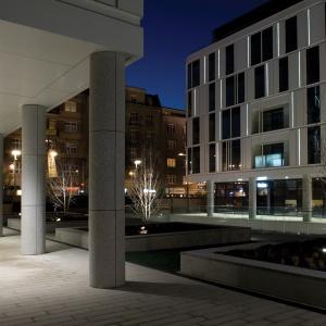 Zobacz gotową kamienicę Baltiq Plaza na zdjęciach