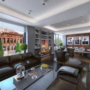 Pocztovia Residence. Dialog architektury z pruską cegłą