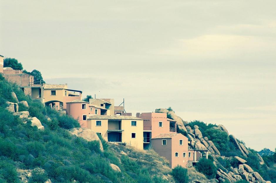 Domy na Sardynii sprzedawane za 1 euro