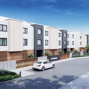 Mirasol: Mieszkania otoczone domami jednorodzinnymi