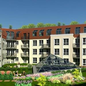 Rezydencja Warszawska pochwali się zielonym dachem