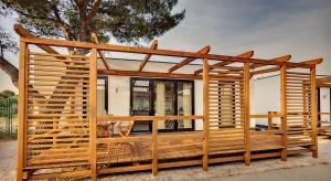 Polskie domki turystyczne jadą do Chorwacji