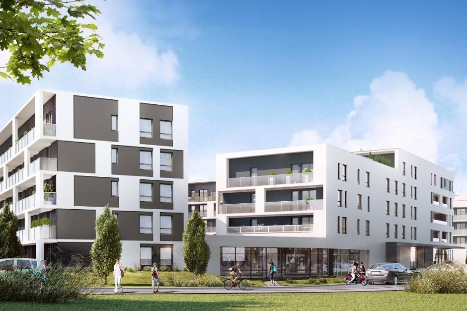 Brzozowy Zakątek. Rusza budowa i sprzedaż nowego etapu na osiedlu Polnordu