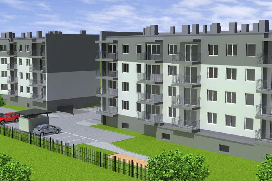 Budomex buduje osiedle we Włocławku