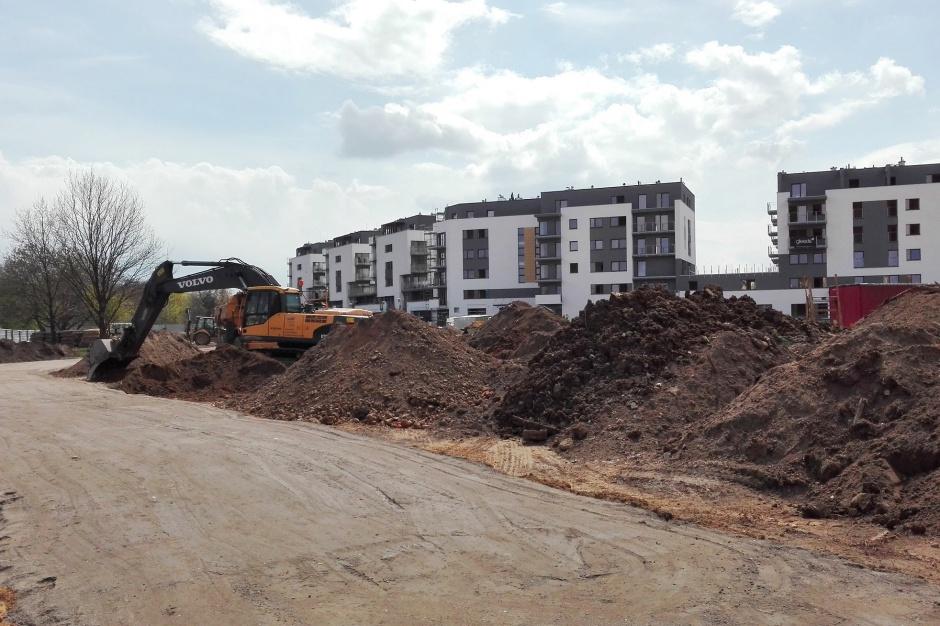 Proxin Ogrody wchodzi na plac budowy