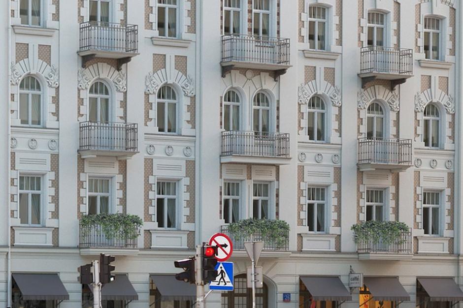 Dom pod Sowami doda blasku warszawskiej Pradze