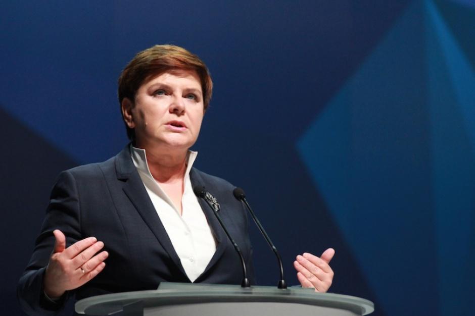 Beata Szydło o Narodowym Programie Mieszkaniowym na EEC