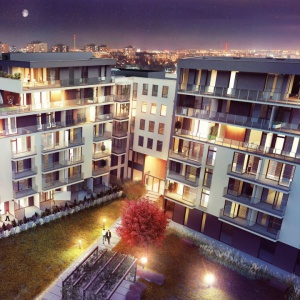 Nowe Ogrody Apartamenty: Wysoki standard w Czubach