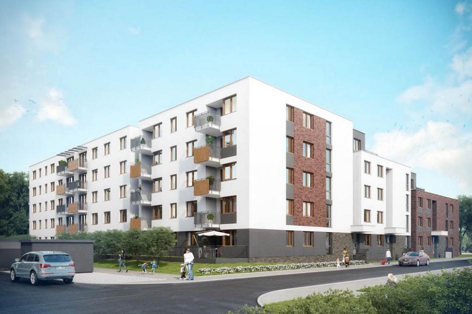 LC Corp przygotowuje piąty etap osiedla w Krakowie