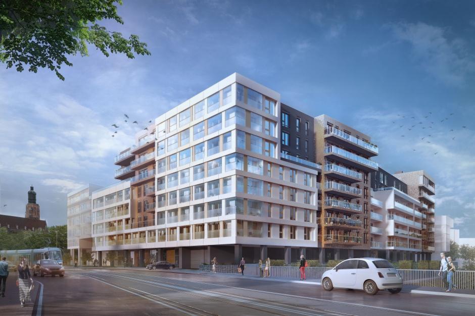 BPI podbija Wrocław nowym osiedlem mieszkaniowym