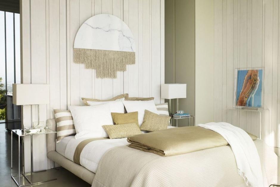 Sypialnia w pięciu stylach