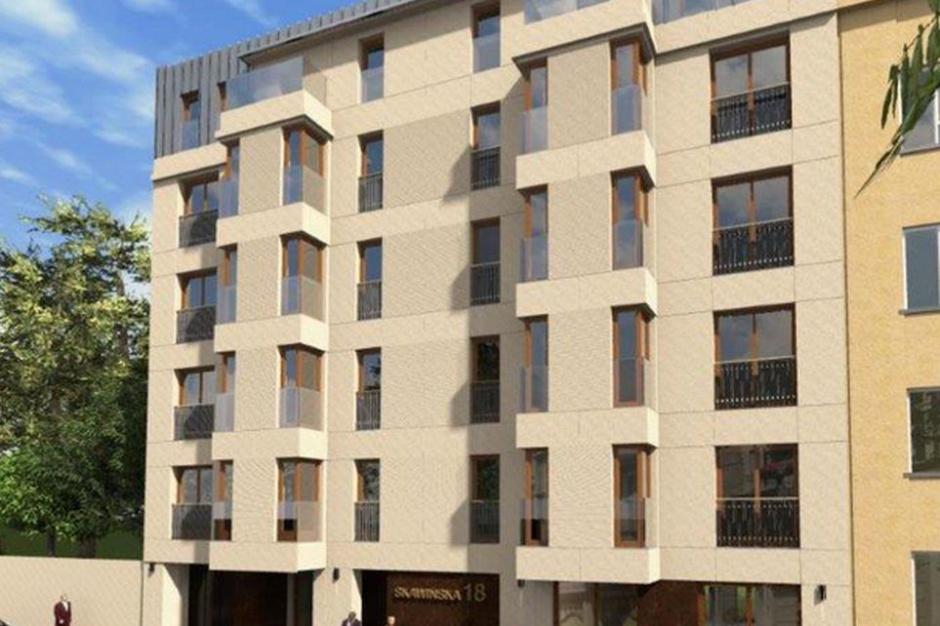 TBS buduje ekskluzywne apartamenty w Krakowie
