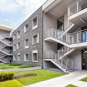 Apartamenty z Ogrodu ozdobią Wolę Justowską