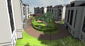 Dąbrówki: Energooszczędne osiedle Graz Developer