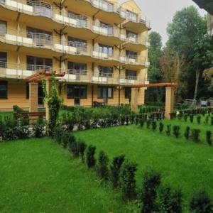 Apartamenty Zdrojowa w zaciszu Parku Zdrojowego