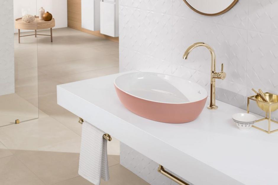Zmienione oblicze umywalek