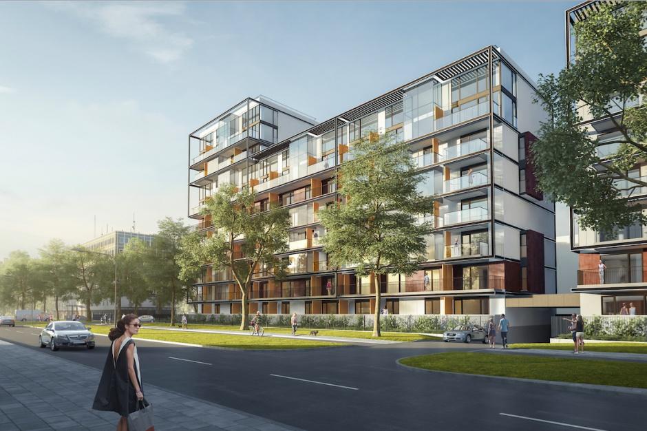 Malowniczy sPlace Park powiększa się o drugi etap. Budner na placu budowy i z umową na trzecią fazę inwestycji