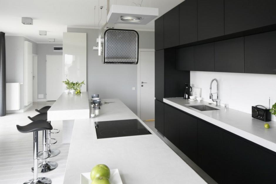 Zobacz nowoczesne mieszkanie od projektanta