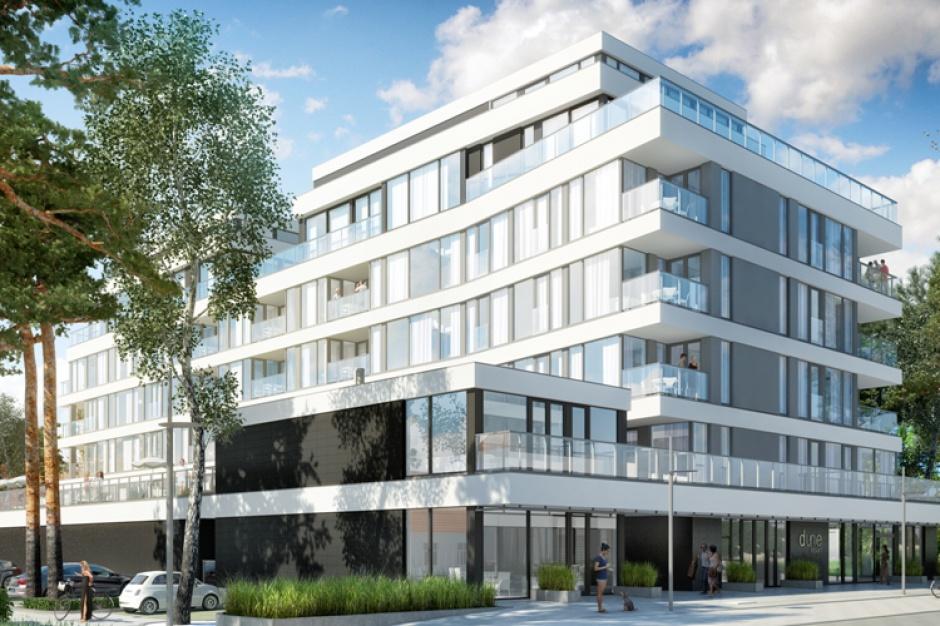 Nadmorskie apartamenty Dune Resort w Mielnie znów do wzięcia