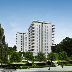 Mieszkaniowa wieża powstanie w Szczecinie. SGI szykuje nowy etap osiedla Nautica