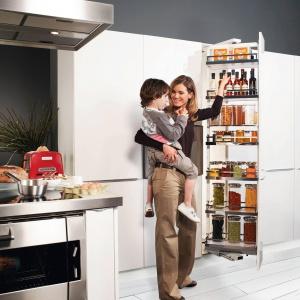 Kuchnia dla młodych rodziców. Jakie rozwiązania?