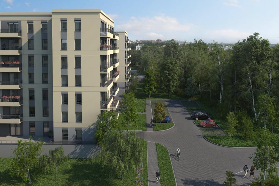Jarzębinowe w Szczecinie będzie większe. Nowe mieszkania już w ofercie SGI