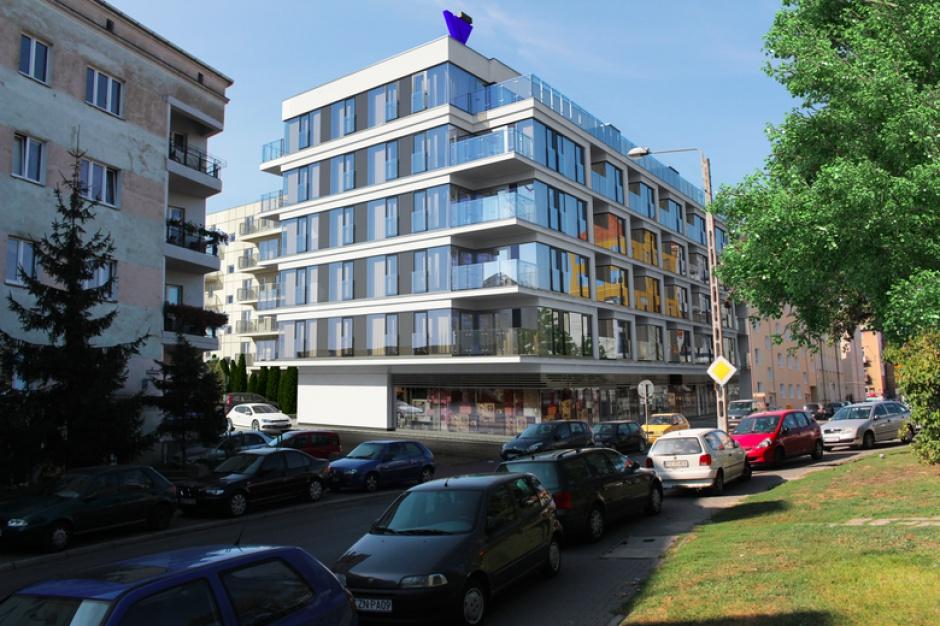 Nowoczesna architektura obok Parku Drwęskich. Wechta buduje w Poznaniu