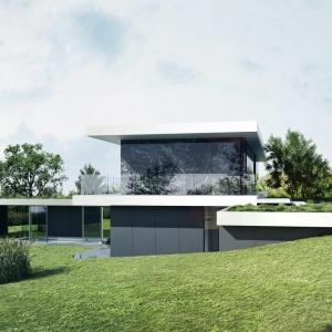 Dom Pawilon od architekta. Rewolucja w modernistycznym duchu