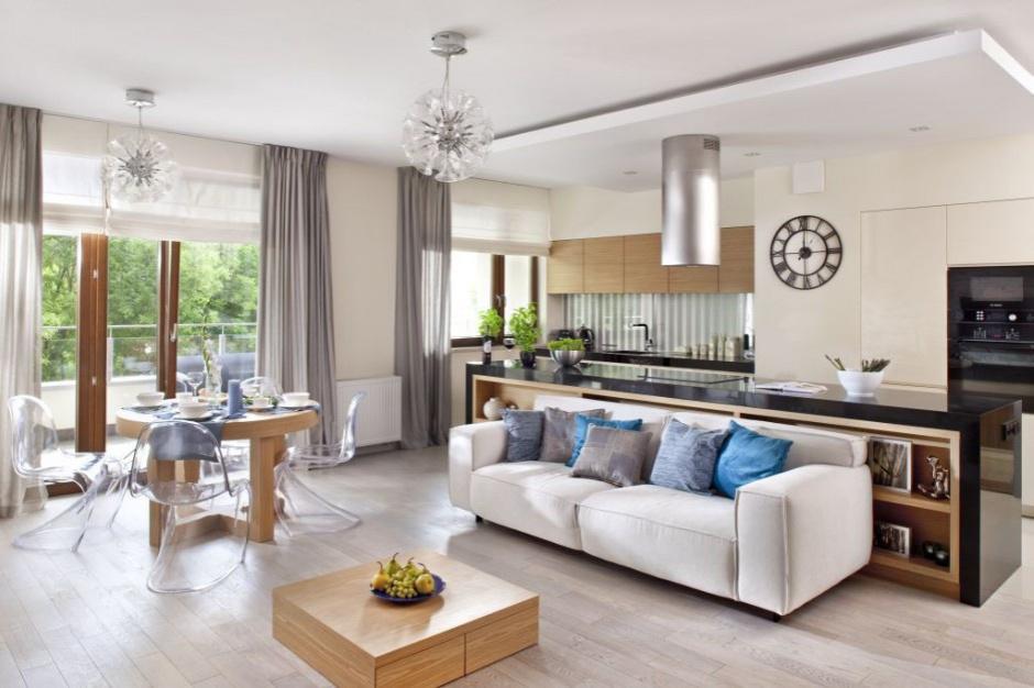 Zobacz mieszkanie z aneksem kuchennym na osiedlu Apartamenty na Krasińskiego