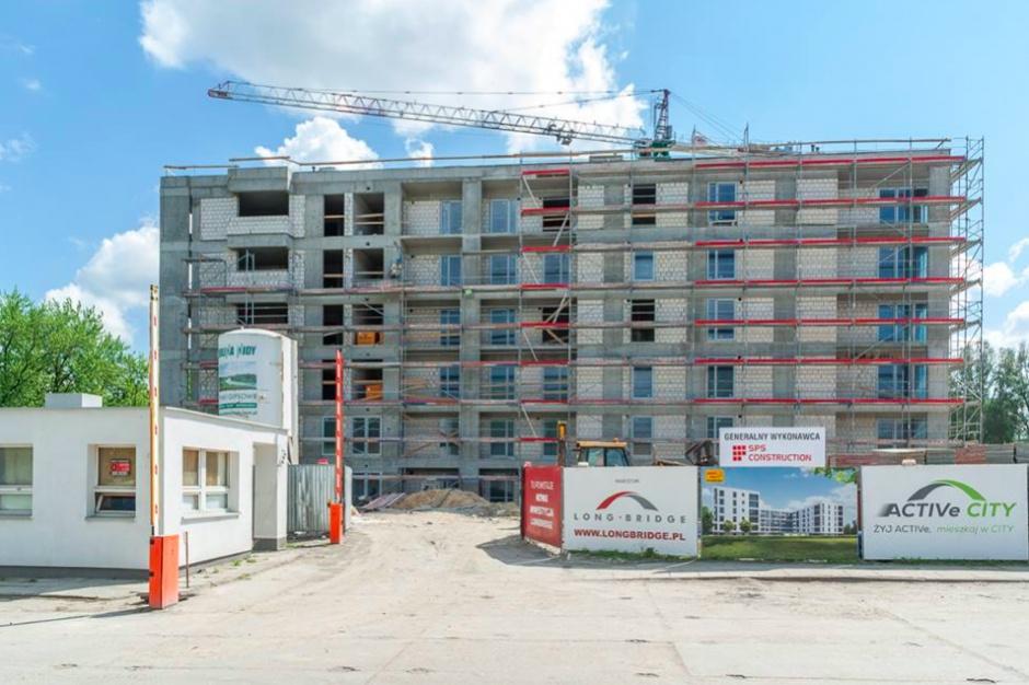 Sztandarowa inwestycja Longbridge w Warszawie wchodzi w nowy etap