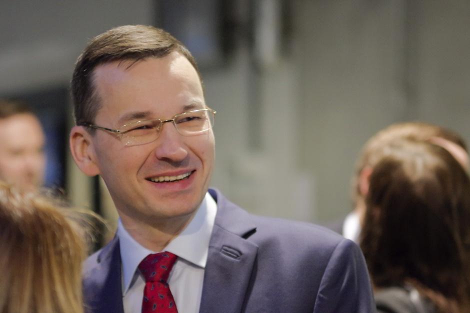 Morawiecki: Mieszkanie Plus z PZU i PKO BP, ale tylko w modelu komercyjnym