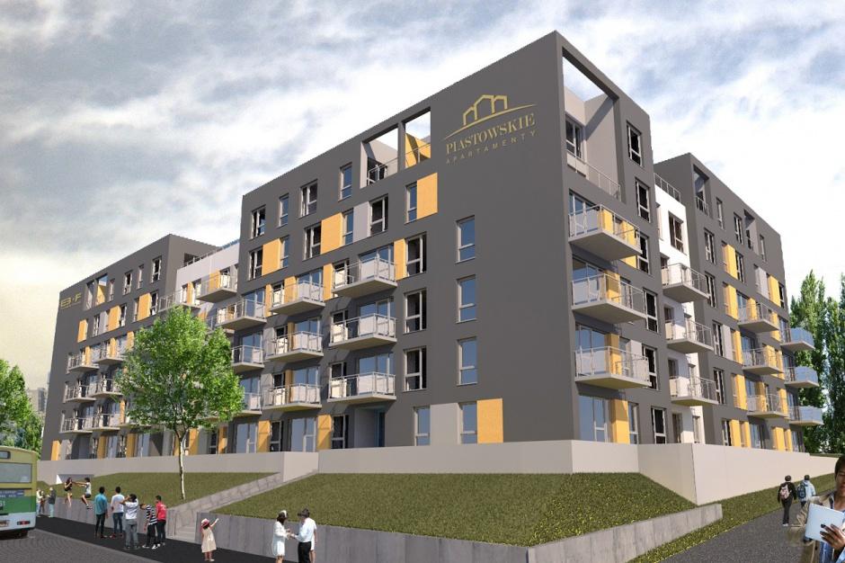 Nowe Piastowskie Apartamenty z tarasami na dachu