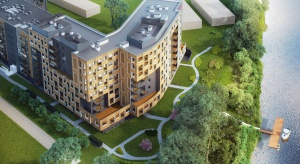 Dmowskiego 19: Mieszkania z górnej półki nad Odrą