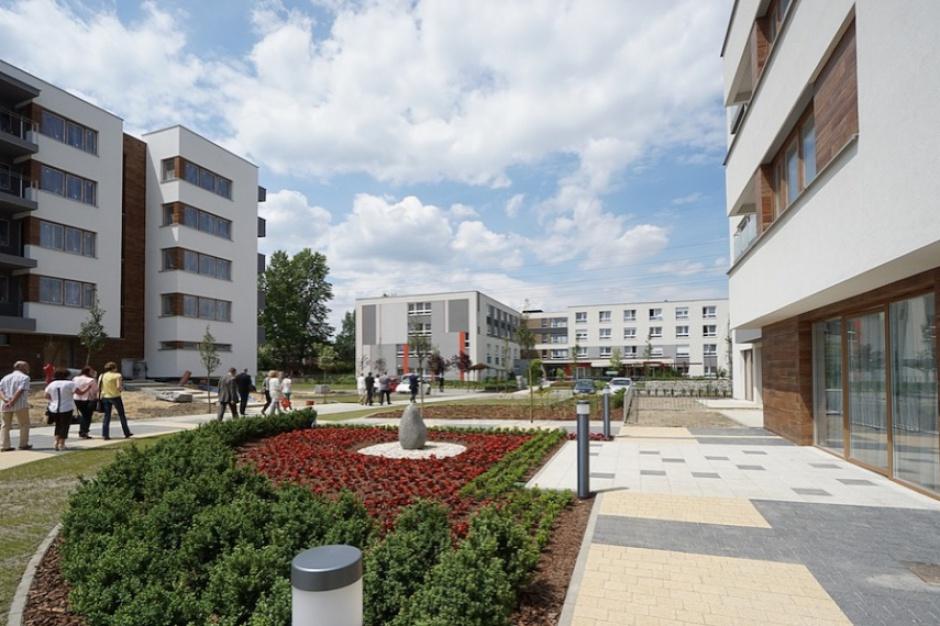 Bażantowo powiększa się o mieszkania dla seniorów